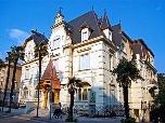 In Opatija wurde 1884 das erste Hotel an der Adria errichtet.