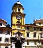 Die Hafenstadt Rijeka